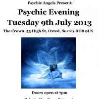 Psychic Angels Present: Psychic Evening at The Crown Oxted
