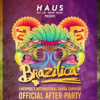 Brazilica Carnival Closing Party at HAUS Warehouse