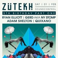 Zutekh 5th Birthday - Part One