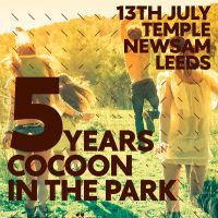 Cocoon In The Park at Temple Newsam, Leeds