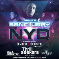 Trance Sanctuary NYD in association with Trackitdown.net