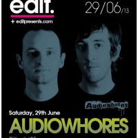 Edit presents The Audiowhores at Baluga