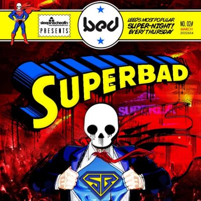 Reviews: Superbad | Bed Leeds  | Thu 3rd May 2012