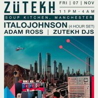 Zutekh presents ItaloJohnson (4 Hour Set)