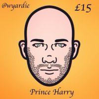 Lala presents Prince Harry's Hangover Comedy Club