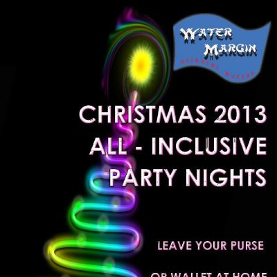 New Years Eve  All-Inclusive Party Night at Water Margin Restaurant