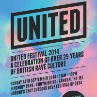 United Festival, Celebrating 25 years of Rave culture