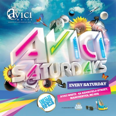 Avici Saturdays Tickets | Avici White Nightclub  Cocktail Bar Manchester  | Sat 1st September 2012 Lineup