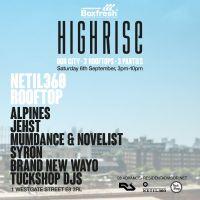 High Rise : Netil360