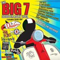 The Big 7 Scooter Rally 2014