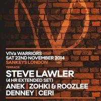 Sankeys present Viva Warriors (Part 2) 'Forest Rave'