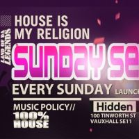 Sunday Service at Hidden