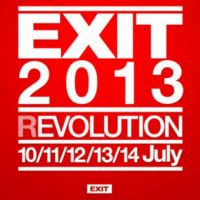 Exit Festival 2013 at Petrovaradin Fortress