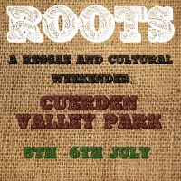 Roots - A Reggae & Cultural Weekender at Cuerden Valley Park Walled Orchard