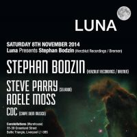 Luna Presents Stephan Bodzin (Herzblut Recordings / Bremen)