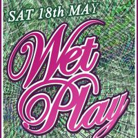 Wet Plays Friends Swapping Party at Kraak Gallery