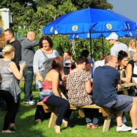 Bank Holiday Monday - Garden Party at Park View Sports Bar  And  Restaurant
