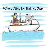 What Not to Eat at Sea (London)