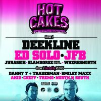 HOT CAKES WAREHOUSE TAKEOVER - SHEFFIELD