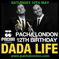 Pacha London's 12th Birthday with Dada Life