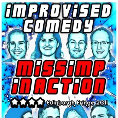 MissImp In Action - Improvised Comedy Show | The Glee Club Nottingham  | Fri 27th July 2012 Lineup