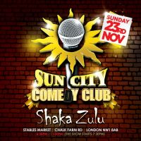 SUN CITY COMEDY CLUB