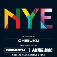 Chibuku & Abandon Silence New Years Eve Party