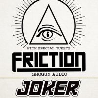 Secret Social: Delta Heavy, Friction &amp; Joker