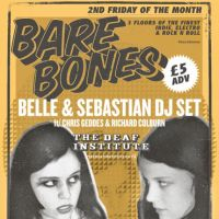 Bare Bones presents.. Belle & Sebastian DJ Set
