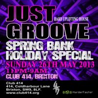 Just Groove (May Spring Edition part 2) at Club 414