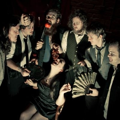 Reviews: Folklore featuring Louis Barabbas and the Bedlam Six | Jamboree London  | Sat 26th May 2012