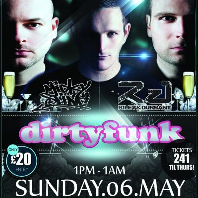 Photo album of Dirtyfunk 12 Hour Mansion party  w/ Micky Slim and Riley & Durrant | Butterley Grange Mansion Swanwick, Derby  | Sun 6th May 2012