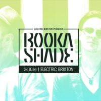 Electric Brixton Presents – Booka Shade