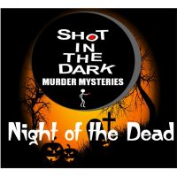 Halloween Comedy Murder Mystery Show & Meal New Mills