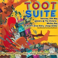 Toot Suite #5 at The Bedroom Whitley Bay