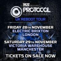 Nicky Romero Presents: Protocol Recordings UK Reboot Tour