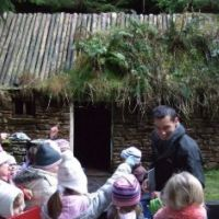 Halloween Family walks at Killhope at Killhope - The North Of England Lead Mining Museum