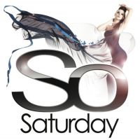 So Saturday at Bar So with Danny Francis plus special guests  at Bar So