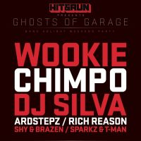 A Hit&Run Ghosts of Garage Special w/ WOOKIE at Mint Lounge