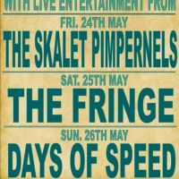 LIVE MUSIC FROM THE FRINGE at Barley Mow