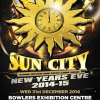 Bowlers NYE 2014 - Our House - Sun City - UKG / Deep House +++