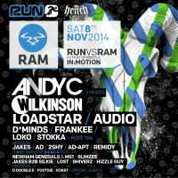 In:Motion Presents Run Vs Ram