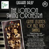 London Swing Orchestra Great Legends of Jazz and Swing at Salisbury Playhouse