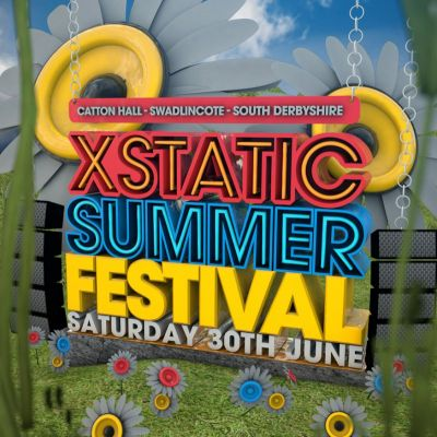 XSTATIC SUMMER FESTIVAL | Catton Hall South Derbyshire  | Sat 30th June 2012 Lineup