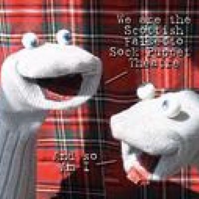 Scottish Falsetto Sock Puppet Theatre at Chucklebutties Comedy Night Tickets | Chucklebutties Play  And  Party Centre Belper  | Tue 11th September 2012 Lineup
