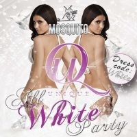 Unique Nights All White Party at Mosquito