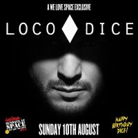 We Love…Sundays at Space - Loco Dice presents - Loco Dice, Chris Liebing, Tini, Guti (LIVE) Josh Wink, Martin Buttrich,