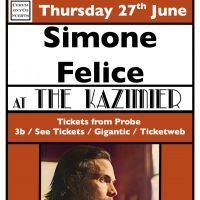 Simone Felice at Kazimier