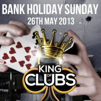 King Of Clubs Bank Holiday Sunday at Repotia