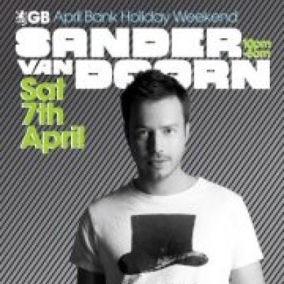 Photo album of Sander van Doorn | Gatecrasher Birmingham Birmingham   | Sat 7th April 2012